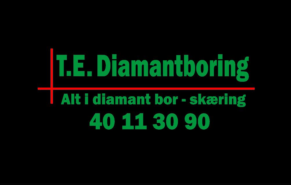 T.E. Diamantboring